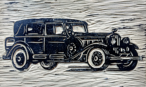 Ink & Stamp Lino