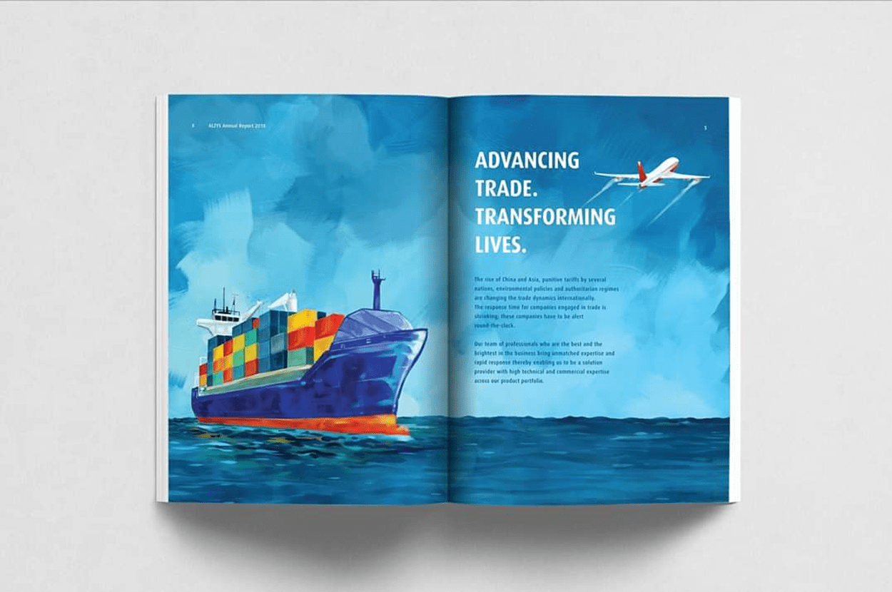 Alzys Global Annual Report