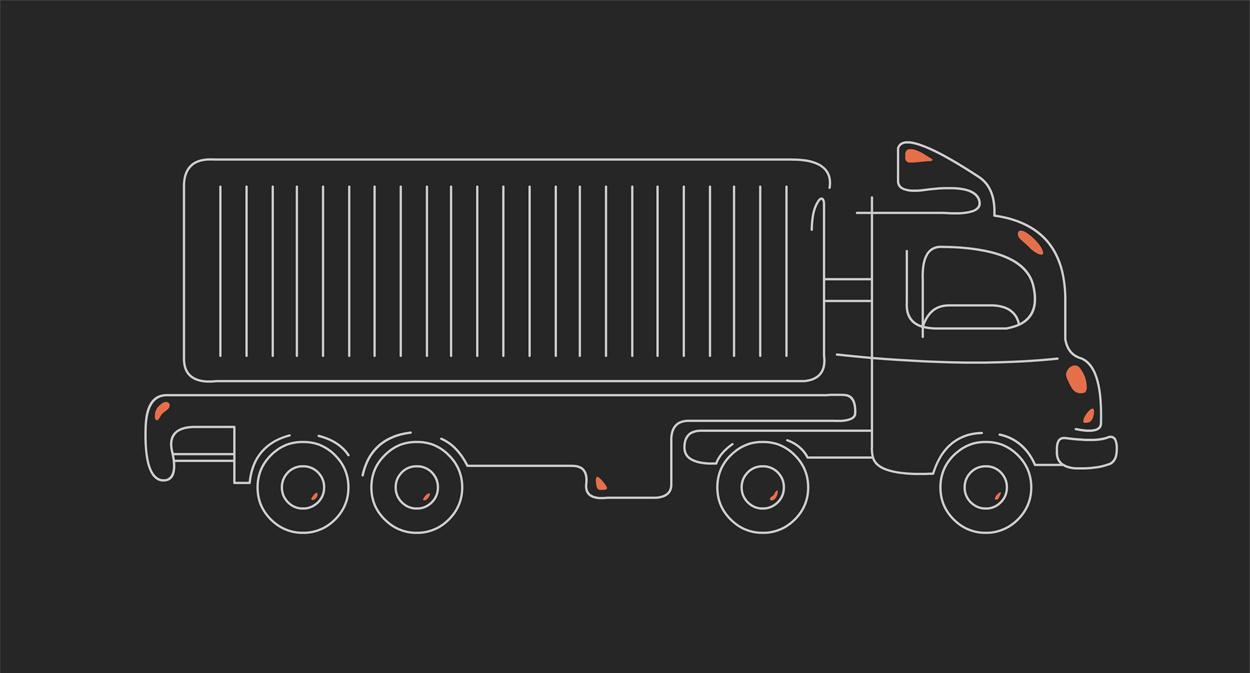 Barista rebranding Illustration