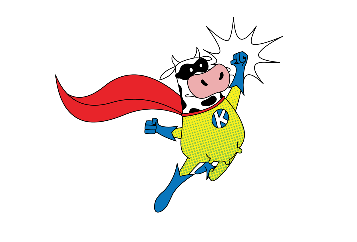 Milkfood mascot